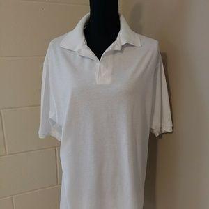(2) Jerzees polo shirts